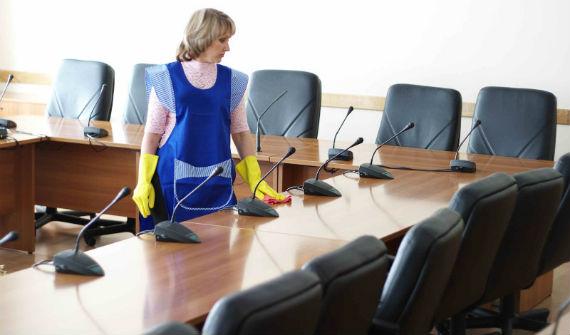 Уборка офисов в Иркутске