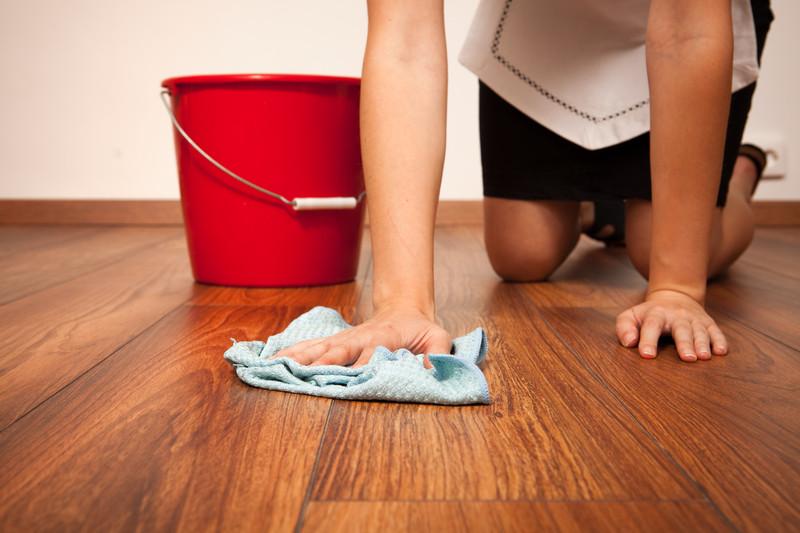 Секреты мытья полов